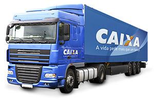 Caixa caminhão