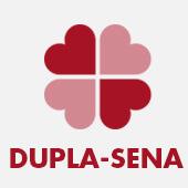 Dupla Sena logotipo