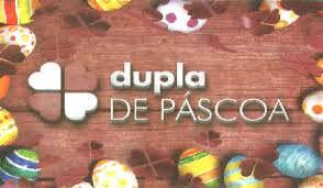 Dupla de Páscoa logotipo