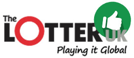 theLotter UK logog and approved icon(thumb up)