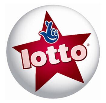 Old UK Lotto logo