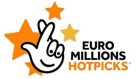 Euromillions Hotpicks logo