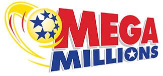 Mega millions lottery logo