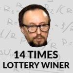 Stefan Mandel - 14 times lottery wiiner